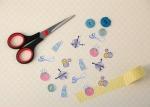 crafty mini sticker pack
